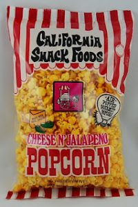 Cheese n Jalepeno Popcorn