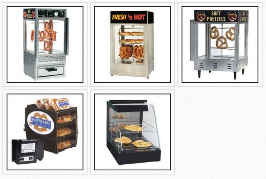 Pretzel Machines